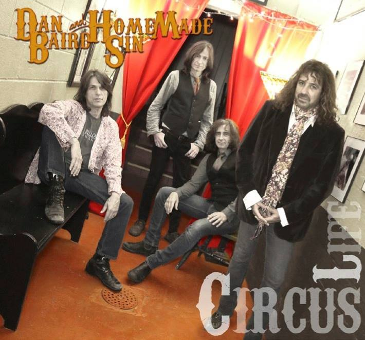 Dan Baird & Homemade Sin en breves publican su nuevo disco.