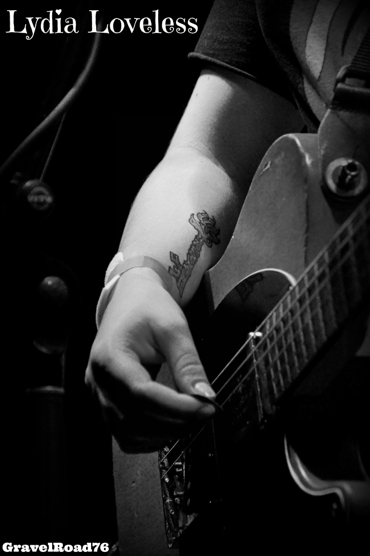 Lydia Loveless video from Cangas Rock City  29-10-2013