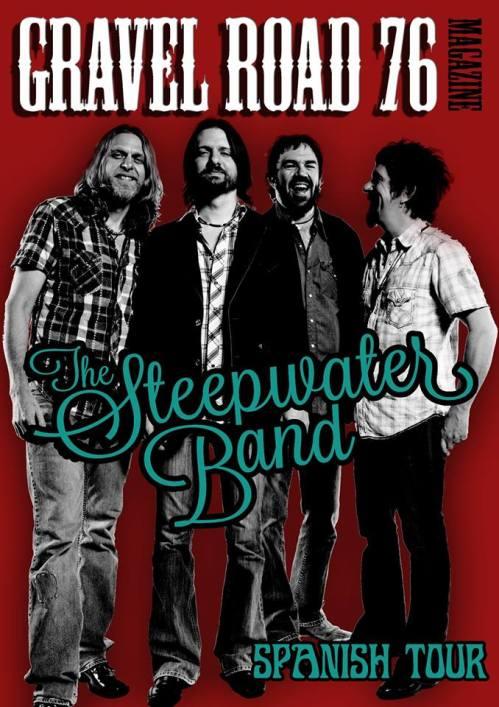 Revista especial Steepwater Band gira española 2014